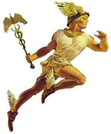 Hermes Greek Mythology The 12 Olympiansby Lauren Stierman And